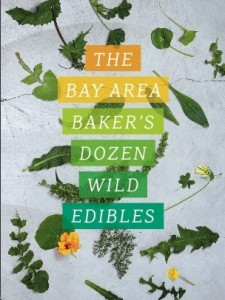 The Bay Area Baker's Dozen Wild Edibles Book Cover